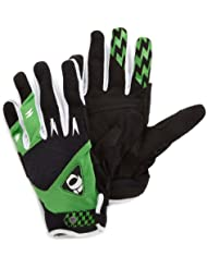 Pearl Izumi hombres lanzamiento MTB guantes de verde talla XXL