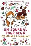 Best Enfants Livres préférés Pour 9 ans filles - Un journal pour deux. Au secours, le collège Review
