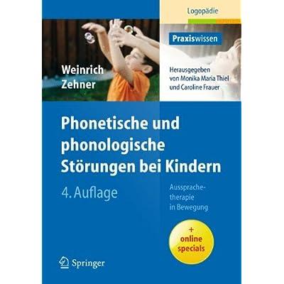 PDF] Phonetische und phonologische Störungen bei Kindern ...