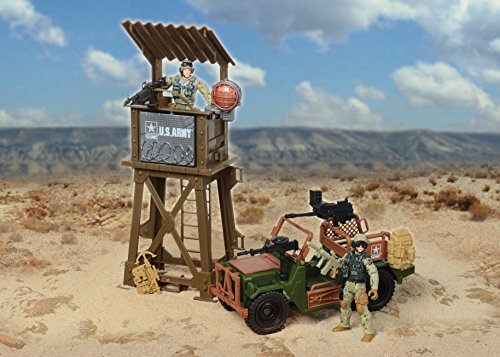 United States Army United States Army Observation Tower Playset