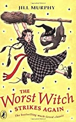 The Worst Witch Strikes Again by Jill Murphy (1981-05-28)