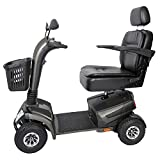 MoreCare Mobility One rehab Liberator Graphite Grey
