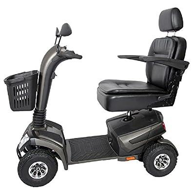 MoreCare Mobility One rehab Liberator Capri Blue