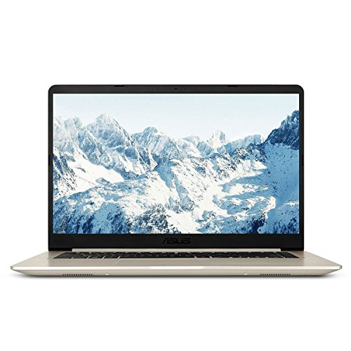 ASUS S510UQ-BQ204T VivoBook Slim 15.6-inch Nano Edge Screen (Gold) - (Intel Core i7-7500U, 8 GB RAM, 256GB SSD, Nvidia GTX940MX, Windows 10)