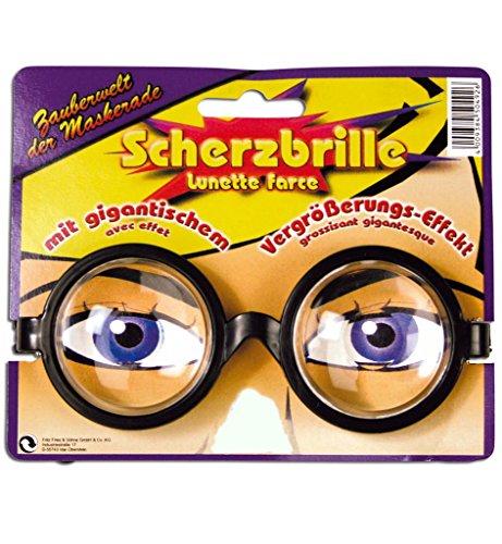 Doktor-Scherzbrille, Karneval, Mottoparty, Festival, (Festival Kostüme Rio)