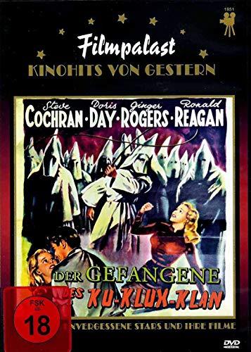 Der Gefangene des Ku - Klux - Klan (Filmpalast Edition) (Dvd Ronald Reagan Filme)