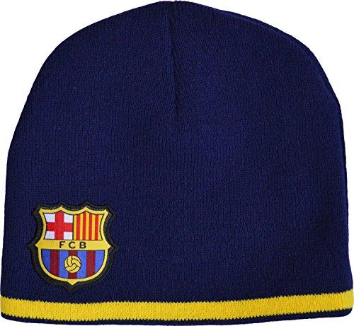FC Barcelona Mütze Barça, offizielle Kollektion, Erwachsenengröße, für Herren - Fc Offizielle Mütze Messi Barcelona