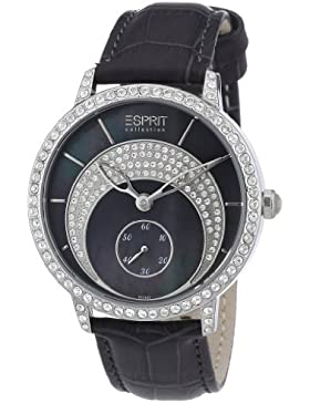 Esprit Damen-Armbanduhr Analog Leder EL101132F05