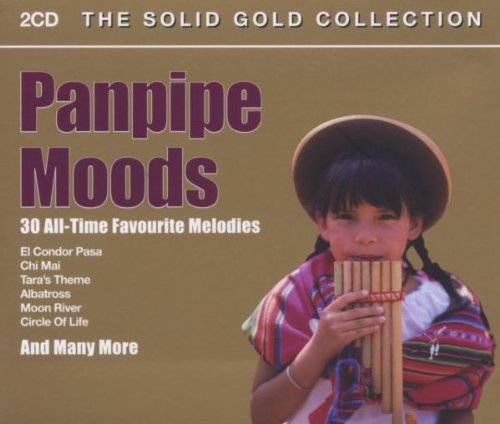 Solid Gold Panpipe Moods