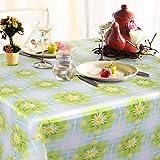 casa pura® Wachstischdecke Spring | abwaschbar | ideale Größe wählbar, Meterware (260x140cm)