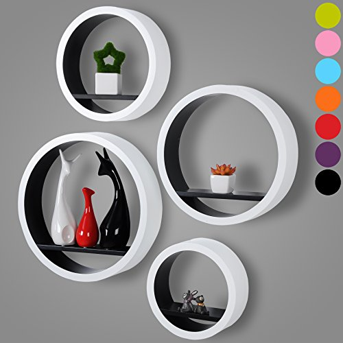 woltu-rg9231sz-4-set-floating-wall-shelf-floating-shelves-storage-lounge-round-mounted-display-shelv