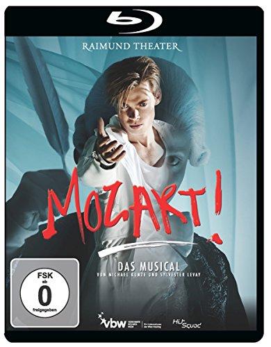 Mozart! Das Musical - Live aus dem Raimundtheater [Blu-ray]