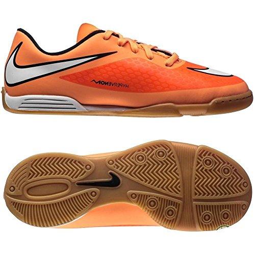 NIKE Jr. Hypervenom Phade IC, Chaussures de Football pour compétition Mixte Enfant