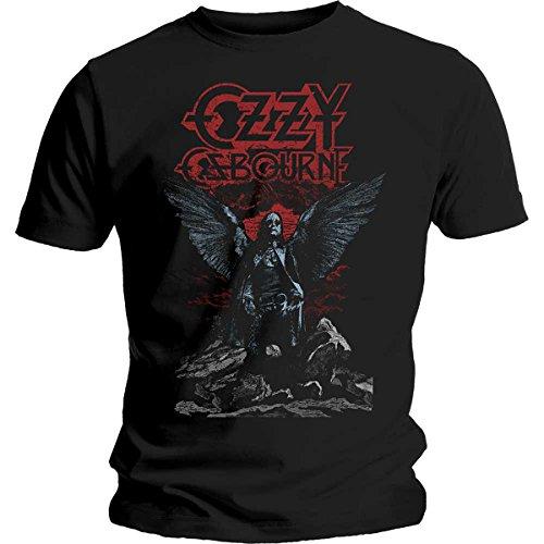 Sabbath Rock Heavy Metal offiziell Männer T-Shirt Herren (Large) ()