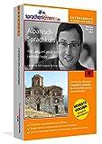 Sprachenlernen24.de Albanisch-Express-Sprachkurs PC CD-ROM für Windows/Linux/Mac OS X + MP3-Audio-CD: Werden Sie in wenigen Tagen fit für Ihre Reise nach Albanien
