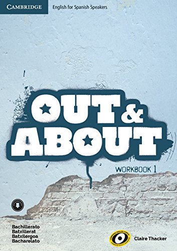 Out and About Level 1 Workbook with Downloadable Audio - 9788490368022