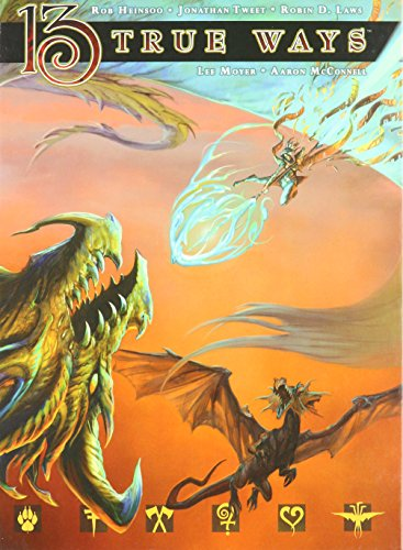 Fantasy RPG Adv - English (Pelgrane Press)