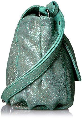 Liebeskind Marobela Umhängetasche Leder 32 cm Palm Green