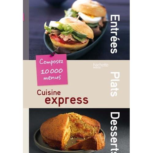 Cuisine Express composez 10 000 menus