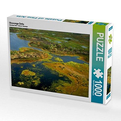 Okawango Delta 1000 Teile Puzzle quer Preisvergleich