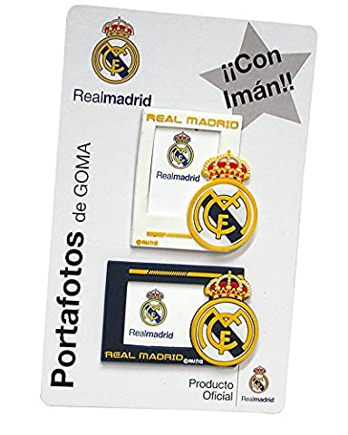 REAL MADRID CF® Blister with 2 Magnet Photo