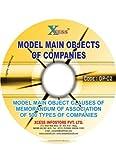 Model Main Objects Of Companies Model Ma...