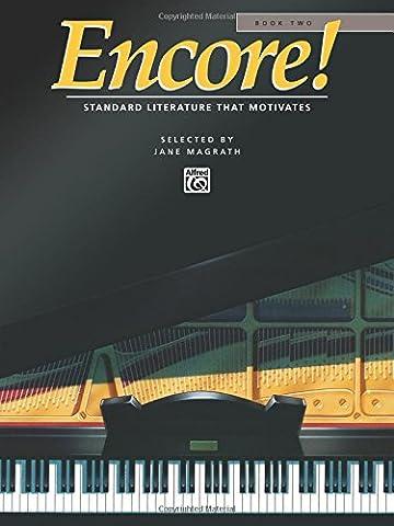Encore!, Book 2: Standard Literature That Motivates