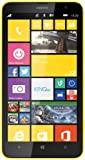 Nokia Lumia 1320 Smartphone (6 Zoll (15,2 cm) Touch-Display, 8 GB Speicher, Windows 8) gelb
