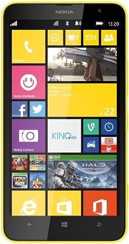 Nokia Lumia 1320Smartphone (15,2cm (6pouces), écran LCD, Qualcomm Snapdragon S4, 1,7GHz, RAM 1Go, appareil photo 5Mpx, Bluetooth 4.0, USB 2.0)