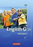 English G 21 - Ausgabe A / Band 2: 6. Schuljahr - Workbook mit Audio-Materialien Bild