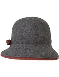 Damenhut eleganter Glockenhut Wollhut Farbauswahl Damenhüte Anlasshüte