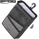 Spro Freestyle Ultrafree Box Pouch 21x6x15cm - Kunstködertasche für Kunstköder, Angeltasche für Blinker, Wobbler & Gummifische