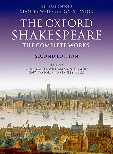 The Oxford Shakespeare. The Complete Works (Oxford World's Classics) (División Academic) por William Shakespeare