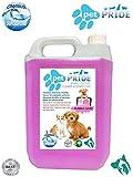 5L mascota orgullo de la perrera, cattery desinfectante, limpiador, ambientador–Bubble Gum