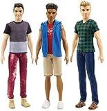 Mattel Ken Fashionista DWK44, surtidos