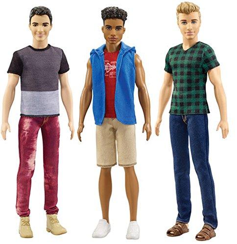 Mattel - Ken Fashionista DWK44, surtidos