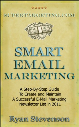 Smart Email Newsletter Marketing (English Edition) de [Stevenson, Ryan]