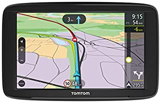 TomTom  Car Sat Nav VIA 62, 6 Inch with Handsfree Calling, Lifetime Traffic via Smartphone and WE Maps, Resistive Screen (B01I39K8BA) | Amazon Products