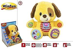winfun- Juguete con Actividades para Bebes, Color Amarillo (CPA Toy Group 7300669)