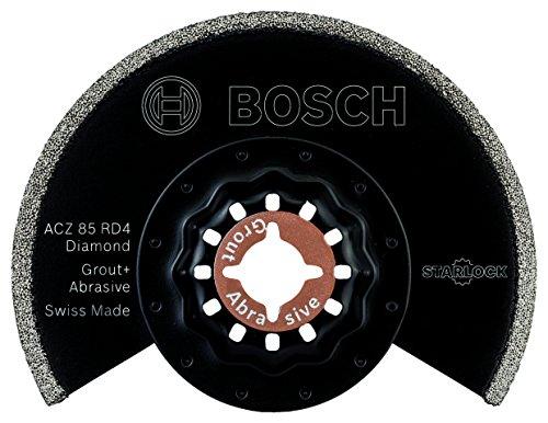 Bosch Pro Segmentsägeblatt für Multifunktionswerkzeuge Starlock (ACZ 85 RD4)