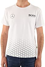 HUGO BOSS – MERCEDES – Camiseta Stretch para hombre