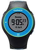 Garmin Forerunner 610 GPS Running Watch with Heart Rate Monitor - Black/Blue