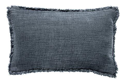 Himla Fresh Laundry Fransen Kissen, Bettwäsche, Silence, 30x 50cm