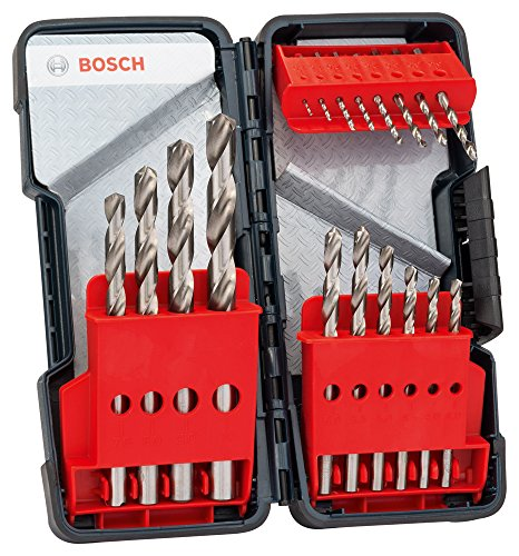Bosch 2608589294 Foret à métaux HSS-R 118°