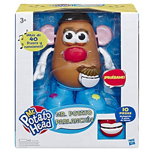 Potato Head - My Potato Head Parlanchin (Hasbro E4763105)
