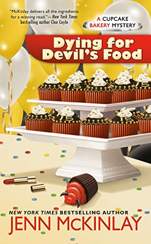 Dying for Devil's Food (Cupcake Bakery Mystery Book 11) (English Edition) (High Happy After Ever)