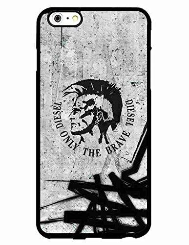 Custom Diesel iPhone 6/6s Plus Coque Case Snap-on Plastic Case Cover - iPhone 6 Plus 5.5 Inch Coque Housse Etui ppnn-02