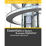 Essentials of Modern Business Statistics with Microsoft Excel (with Xlstat Education Edition)
