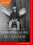 miss peregrine et les enfants particuliers 3 la biblioth?que des ?mes livre audio 1 cd mp3