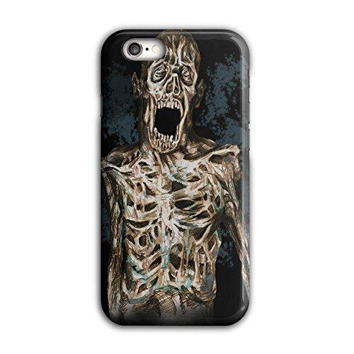 Tot Gehirn Leiche Zombie Zombie Gesicht iPhone 6 / 6S Hülle | (Leiche Kopflose Kostüm)